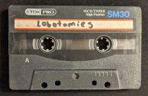 Audio Lobotomies – Lobotomies