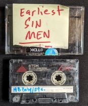 Earliest Sin Men