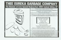 Eureka Garbage Company – 2004 Bummerfest EP