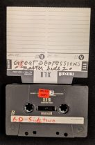 Great Depressions – Side 2 Master