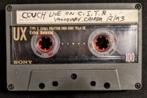 Couch On C.I.T.R. Radio Canada – 12/1993