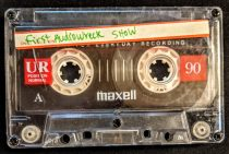 The First Audio Wreck Show