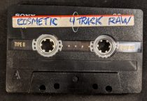 Cosmetic Puffs – Original Band Raw 4 Track