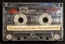 Underhand – UnderhandUnderhandUnderhand